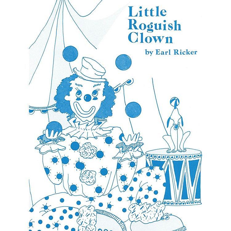 Lee RobertsLittle Roguish Clown (Recital Series for Piano, Blue (Book I)) Pace Piano Education Series by Earl Ricker