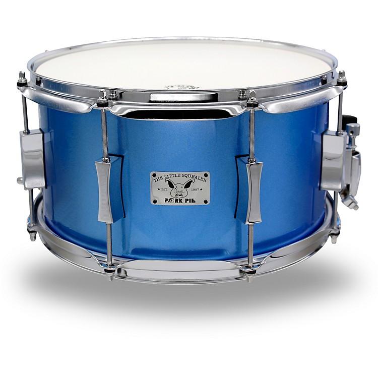 Pork PieLittle Squealer Porcaro Blue Snare Drum13 x 7 in.