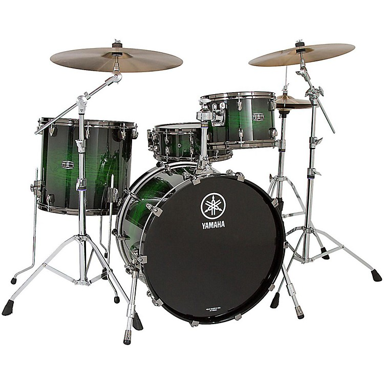YamahaLive Custom 3-Piece Shell Pack with 22