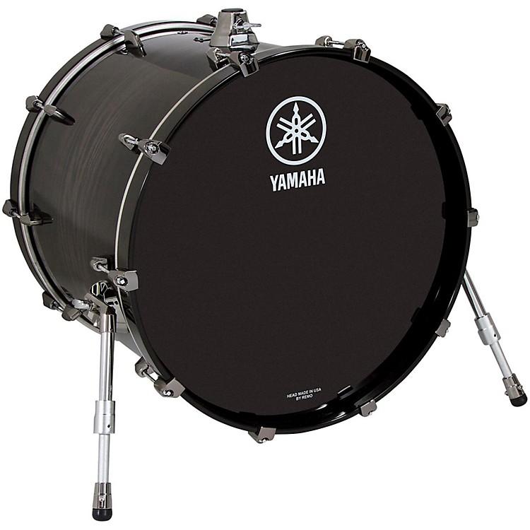 YamahaLive Custom Bass Drum18 x 14 in.Black Shadow Sunburst
