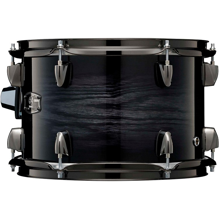 YamahaLive Custom Oak Tom13 x 9 in.Black Shadow Sunburst