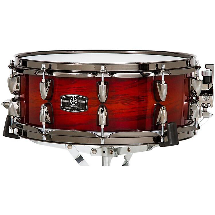 YamahaLive Custom Snare Drum14 x 5.5 in.Black Shadow Sunburst
