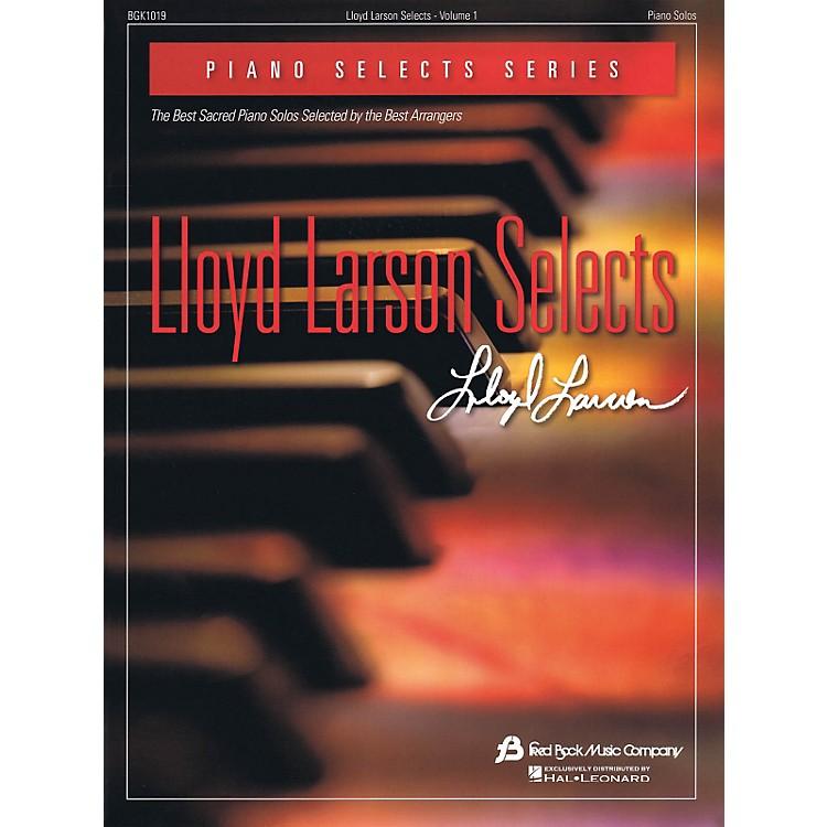 Hal LeonardLloyd Larson Selects - Piano Selects Series