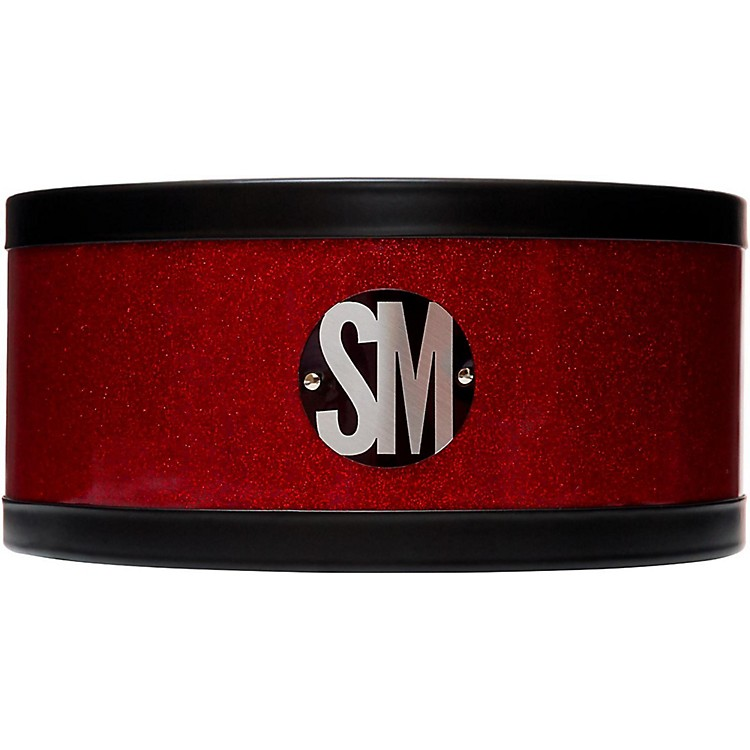 SOLOMON MiCS LoFreq Sub Mic - Wine Red Sparkle