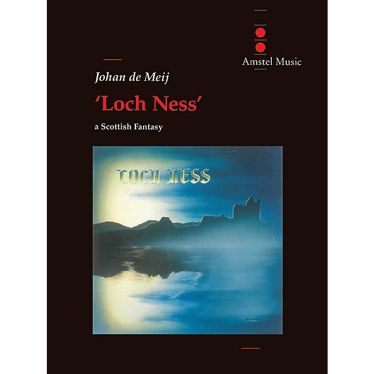 Amstel MusicLoch Ness - A Scottish Fantasy Concert Band Level 4-5 Composed by Johan de Meij