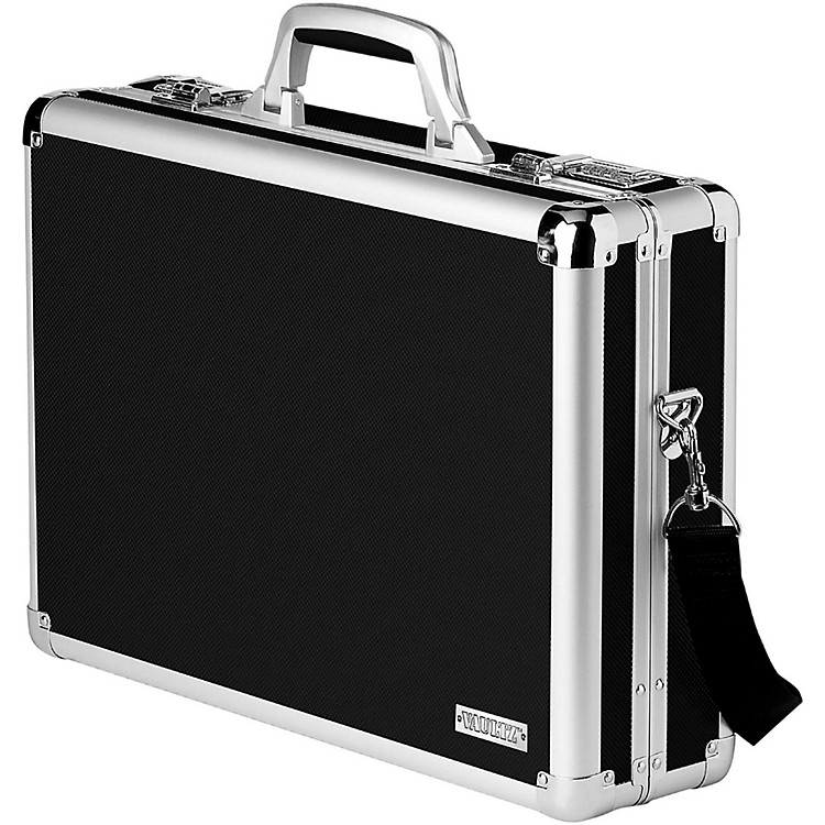 Vaultz Locking Laptop Case Black