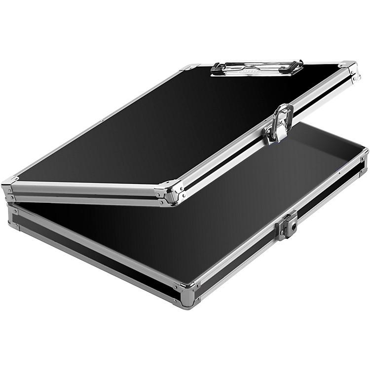VaultzLocking Storage Clipboard Black/Silver