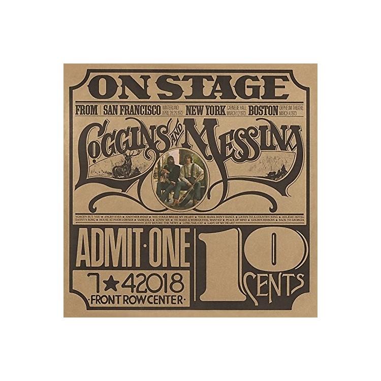 AllianceLoggins & Messina - On Stage