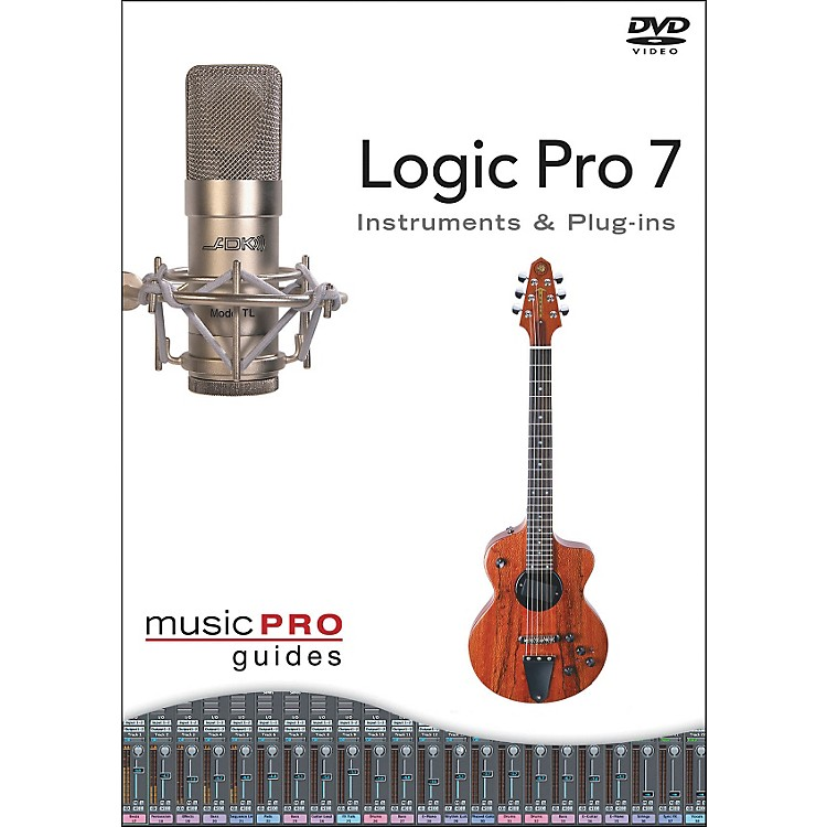 Hal LeonardLogic Pro 7 - Instrument and Plug-Ins DVD