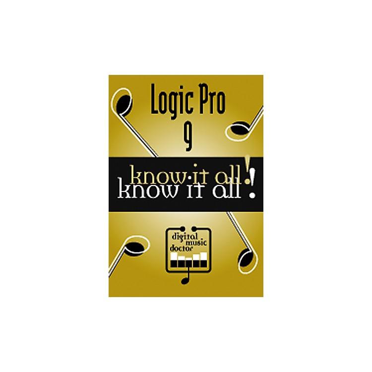 Digital Music DoctorLogic Pro 9 - Know It All! DVD