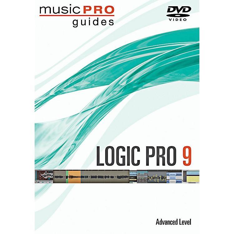 Hal LeonardLogic Pro 9 Advanced Music Pro Series DVD