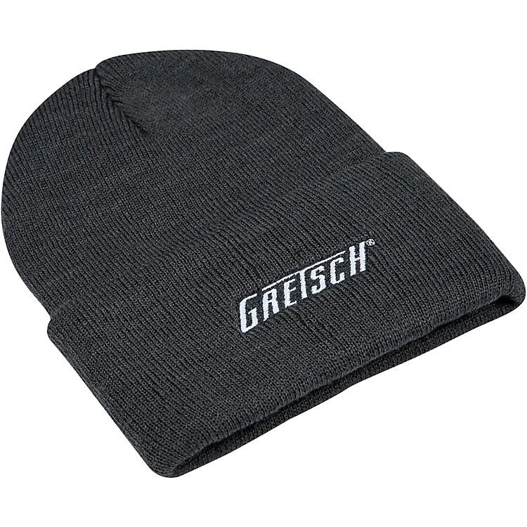 GretschLogo Gray Beanie