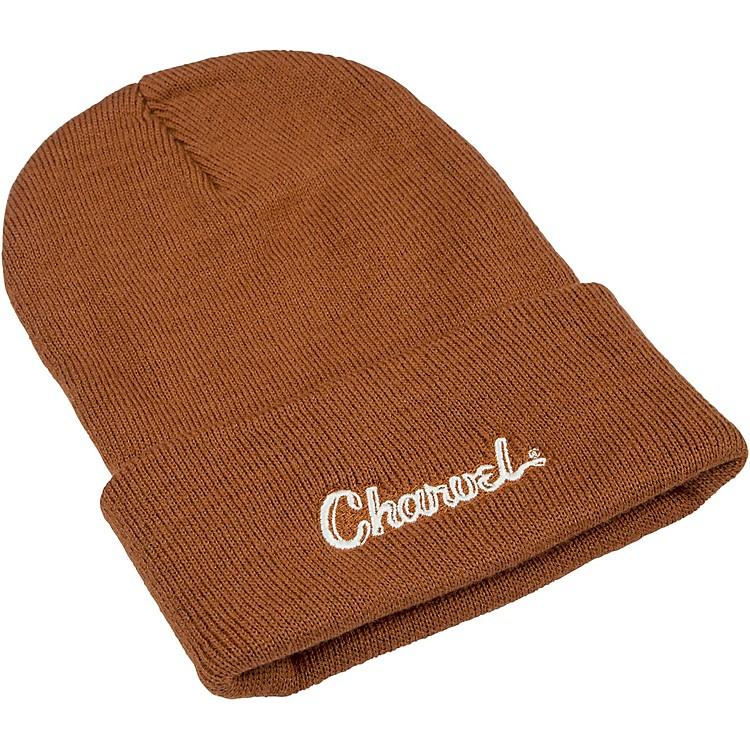 CharvelLogo Orange Beanie
