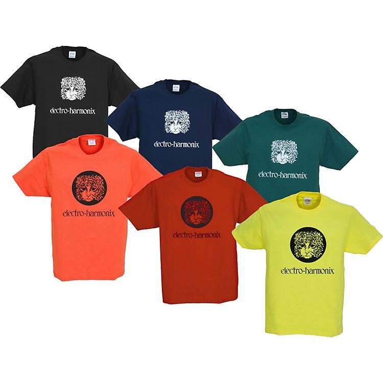 Electro-HarmonixLogo T-ShirtOrangeLarge