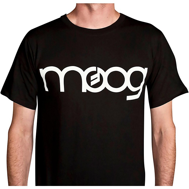 Moog Logo T-Shirt Small