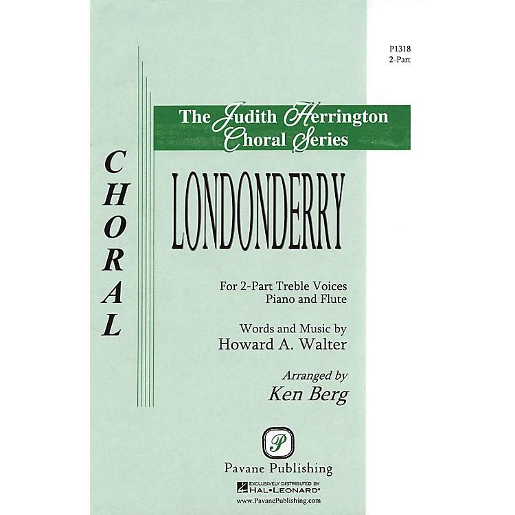 PavaneLondonderry (The Judith Herrington Choral Series) 2-Part arranged by Ken Berg