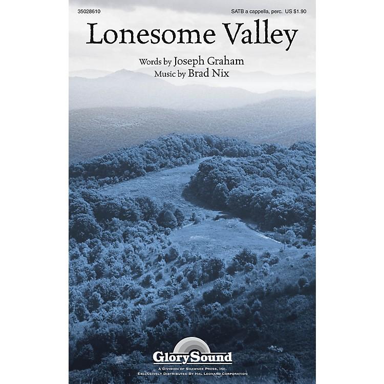 Shawnee PressLonesome Valley SATB composed by Brad Nix