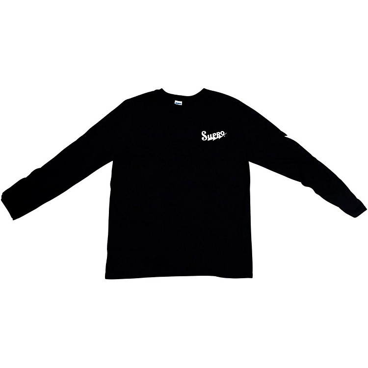 Supro Long Sleeve Bolt T-Shirt X Large