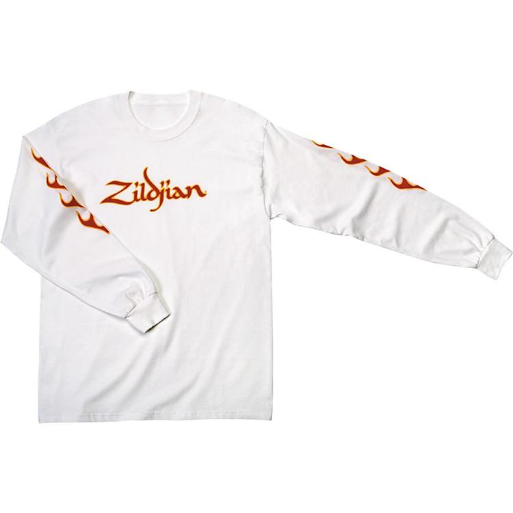 ZildjianLong Sleeve Fire T-Shirt