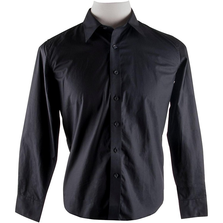 Fender Long Sleeve Shirt Black Large