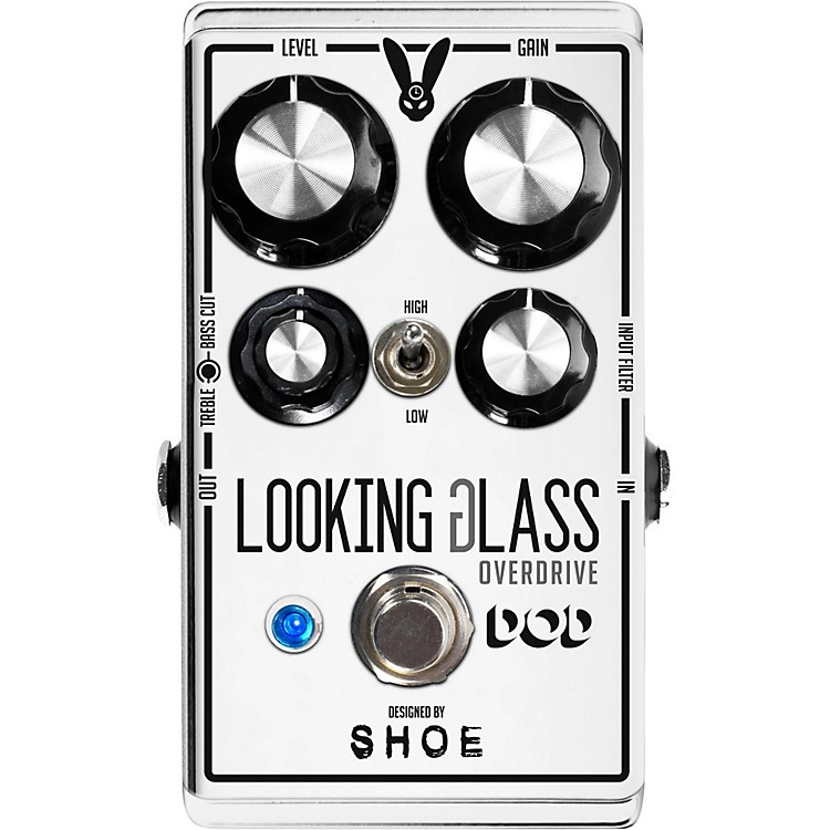 DODLooking Glass Overdrive Guitar Effects Pedal