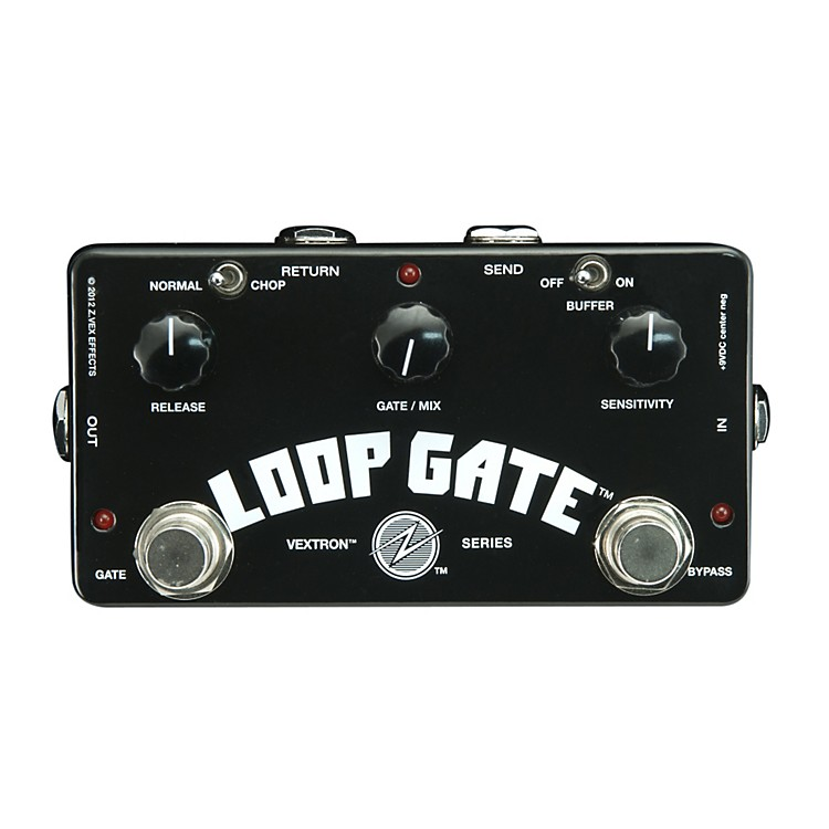 zvex loop gate guitar effects pedal music123. Black Bedroom Furniture Sets. Home Design Ideas