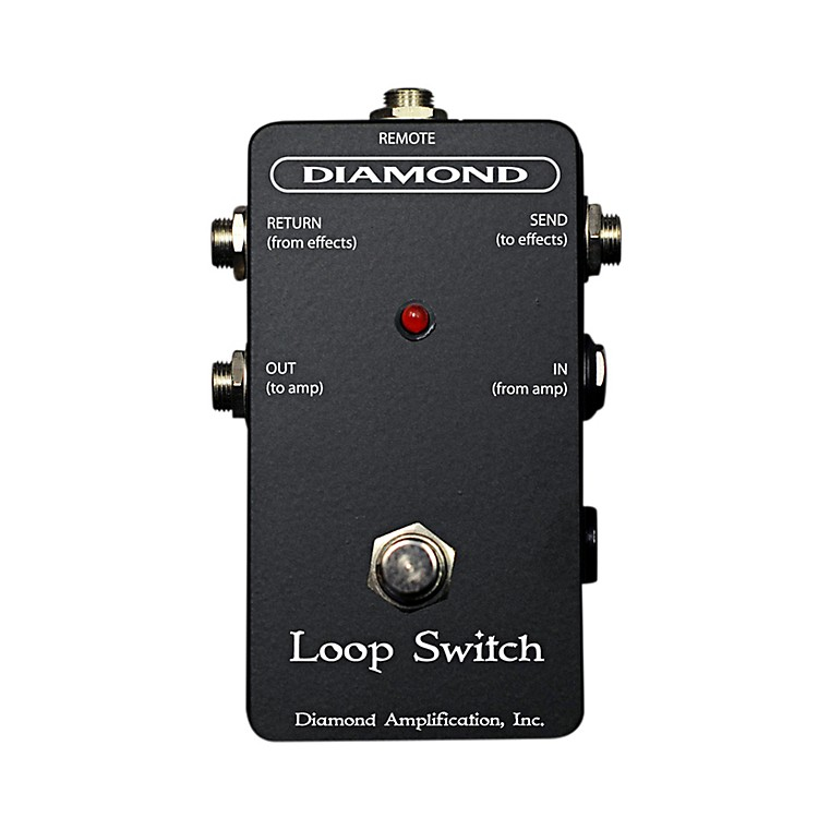 Diamond AmplificationLoop Switch Footswitch