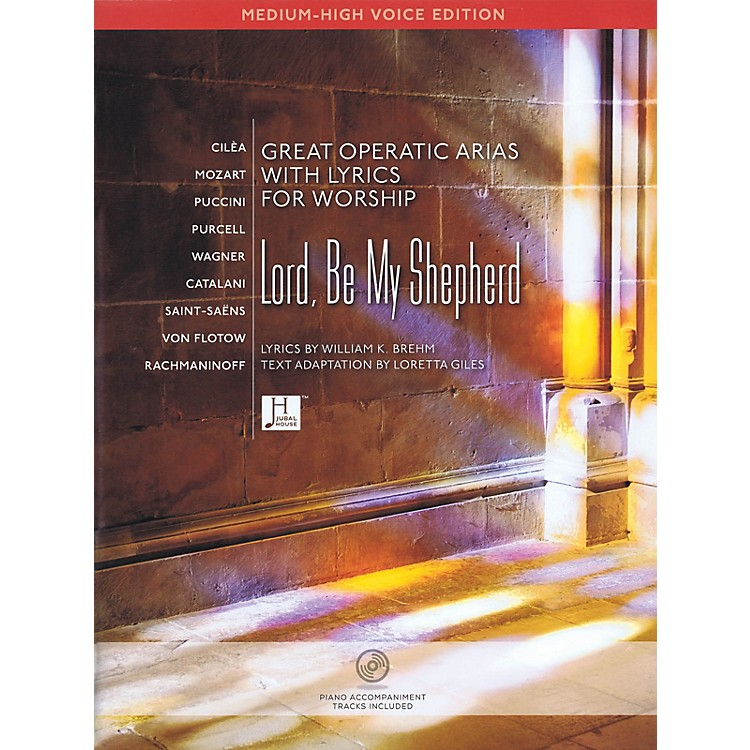 Jubal House PublicationsLord, Be My Shepherd (Medium-High Edition) Medium High Voice composed by Various edited by Loretta Giles