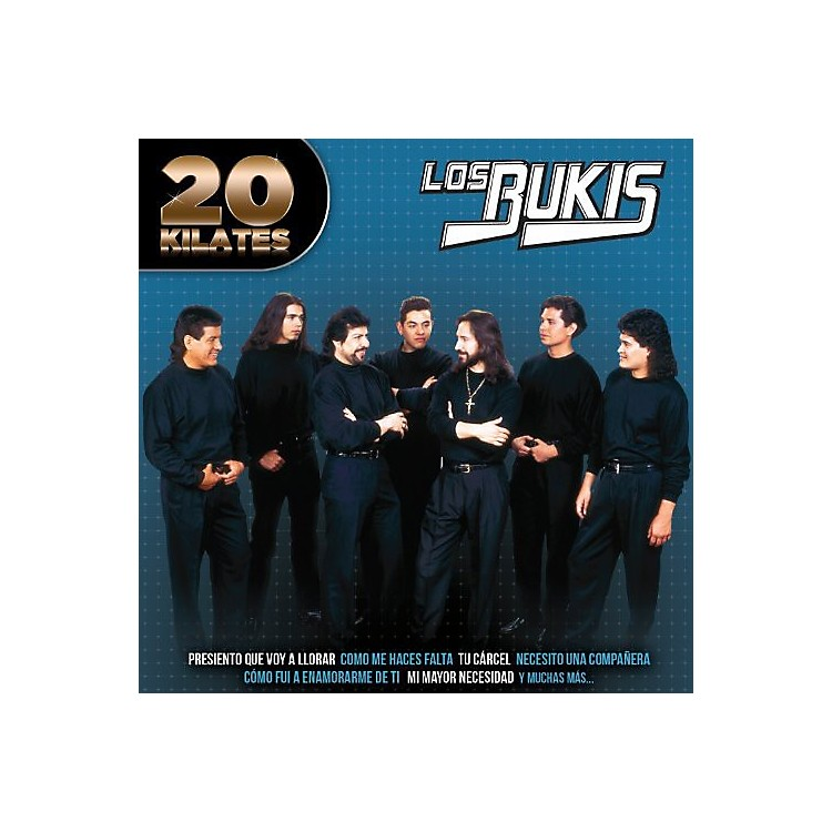 Alliance Los Bukis - 20 Kilates (CD)