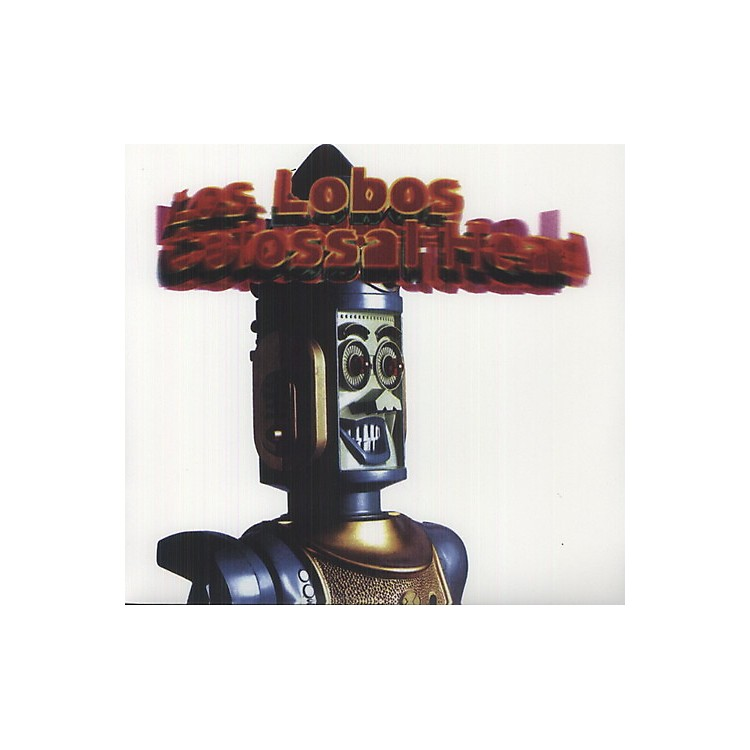 Alliance Los Lobos - Colossal Head