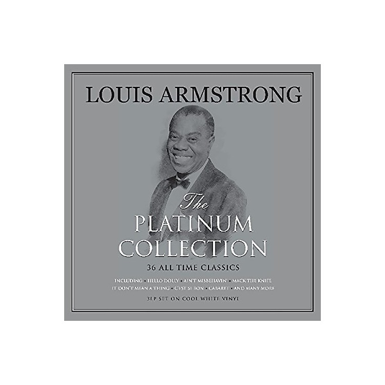 Alliance Louis Armstrong - Platinum Collection