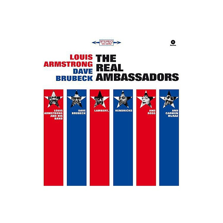 Alliance Louis Armstrong - Real Ambassadors