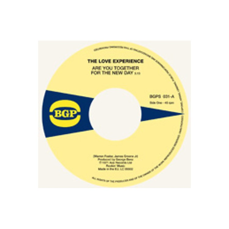 AllianceLove Experience & 87th Over Broadway - Are You Together for the New Day / Moving Woman