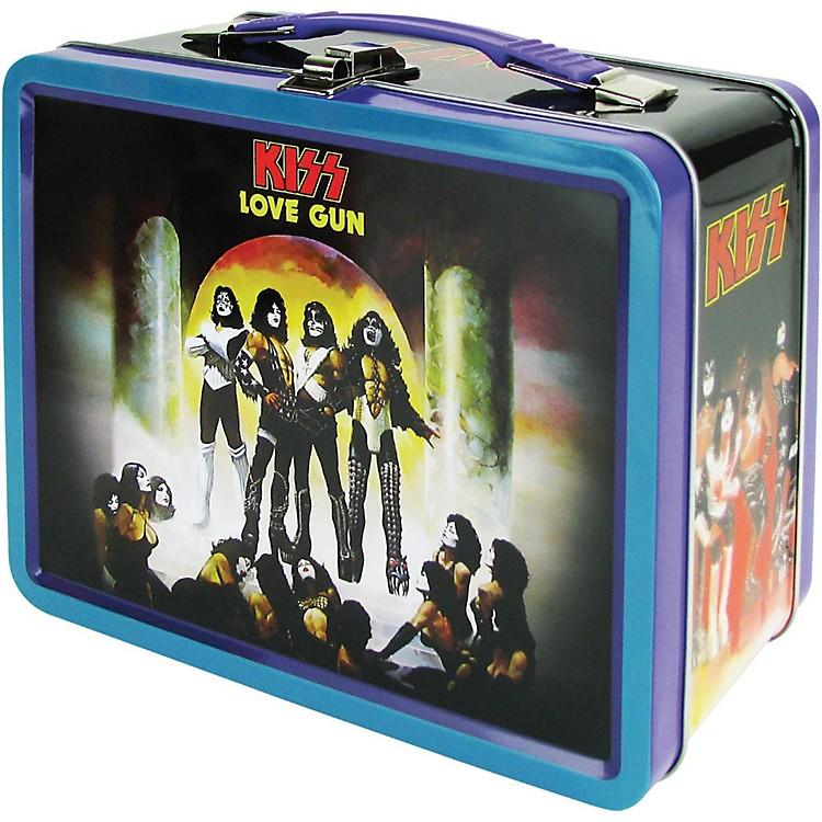 KISSLove Gun Tin Tote/Lunchbox
