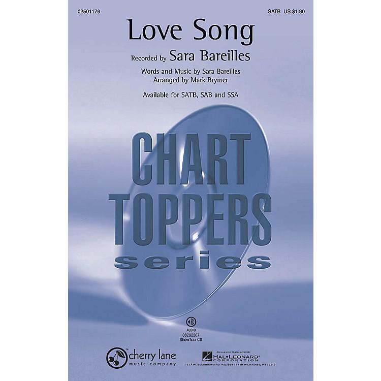 Cherry LaneLove Song SSA by Sara Bareilles Arranged by Mark Brymer
