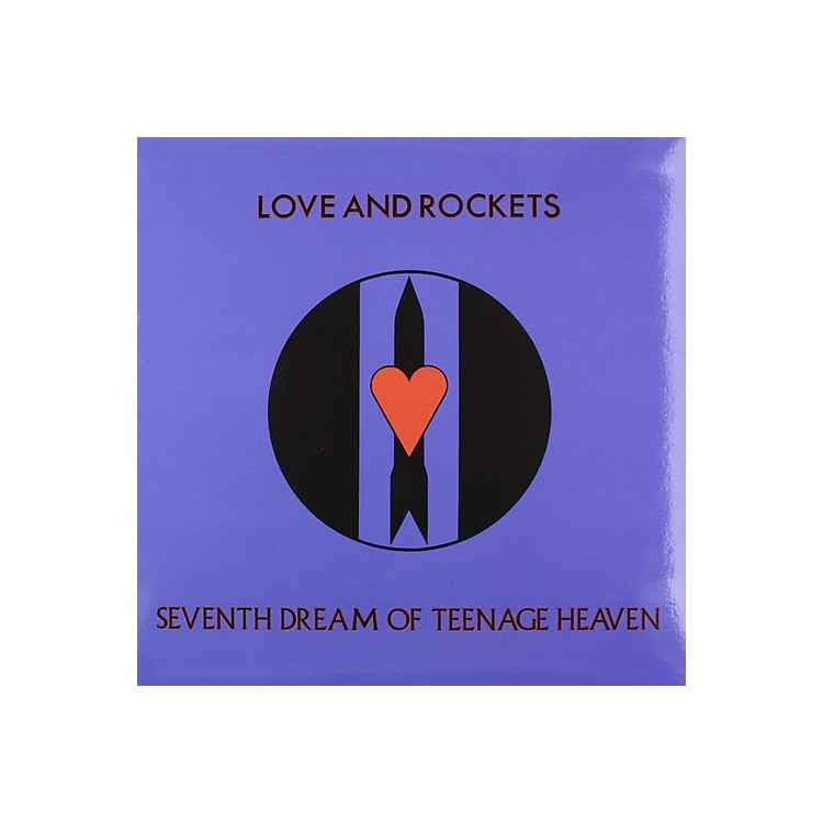 Alliance Love and Rockets - Seventh Dream of Teenage Heaven