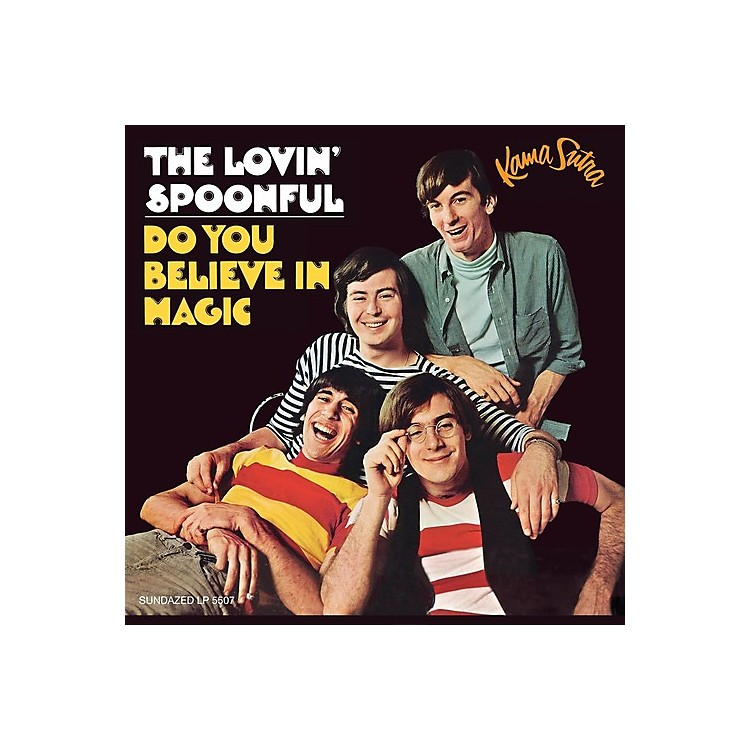 Alliance Lovin Spoonful - Do You Believe in Magic