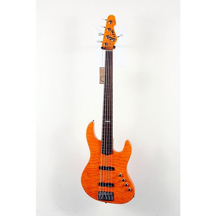 ESPLtd Elite J-5  5-String Electric Bass GuitarAmber888365127767