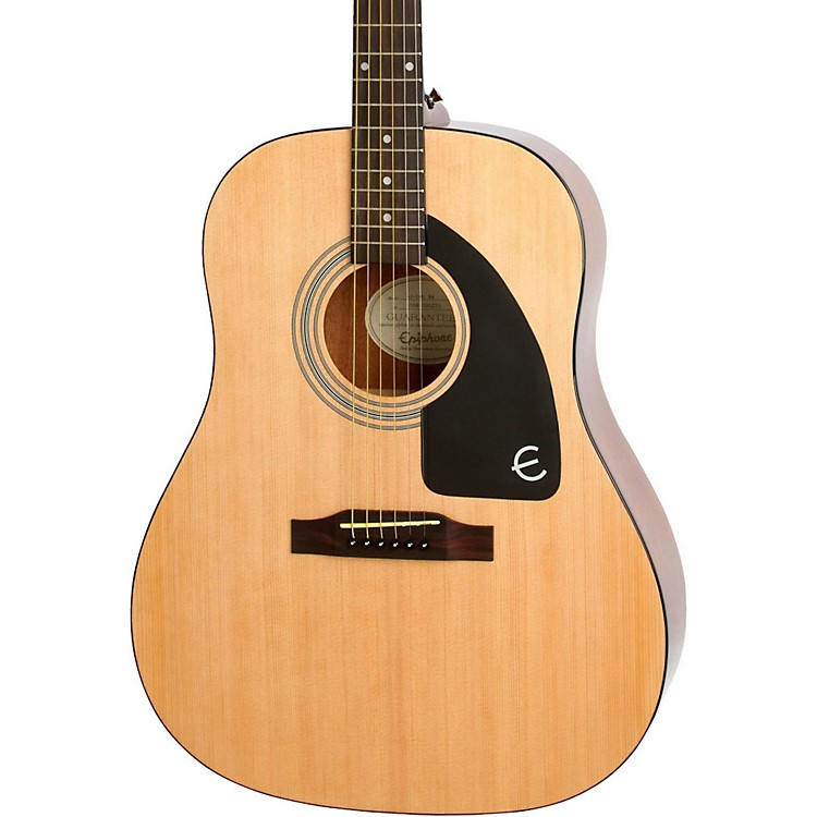 Epiphone Ltd. Ed. AJ-100 Acoustic Guitar Natural