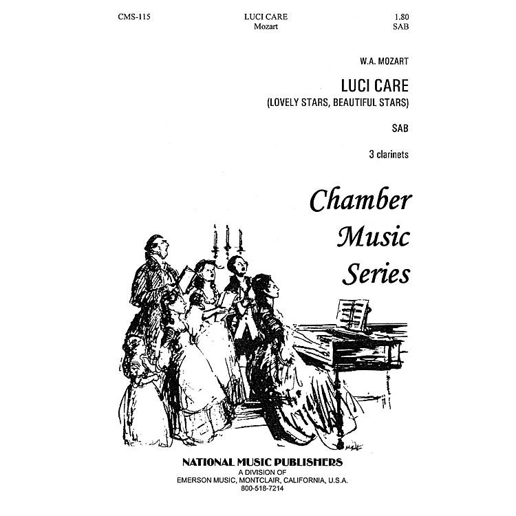 Hal LeonardLuci Care SAB composed by Robert Carl