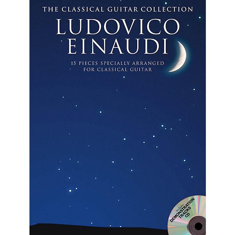 Music SalesLudovico Einaudi - The Classical Guitar Collection Guitar Series Softcover with CD by Ludovico Einaudi