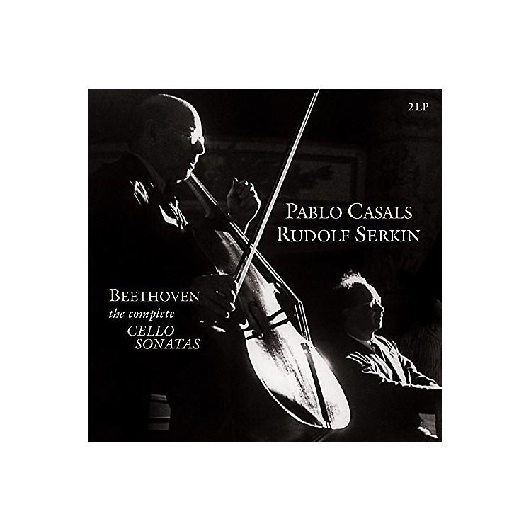 AllianceLudwig van Beethoven - Complete Cello Sonatas 1-4
