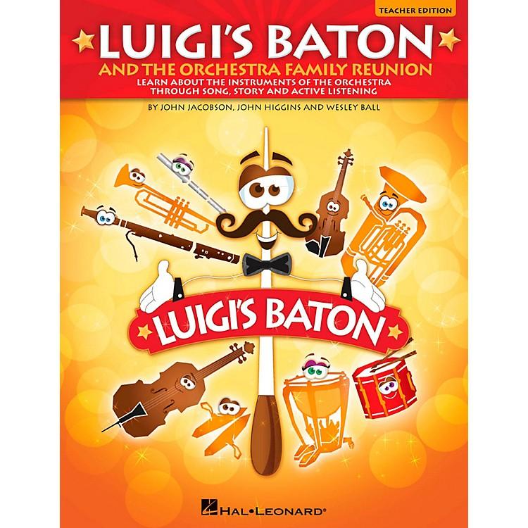 Hal LeonardLuigi's Baton & The Orchestra Family Reunion Classroom Kit