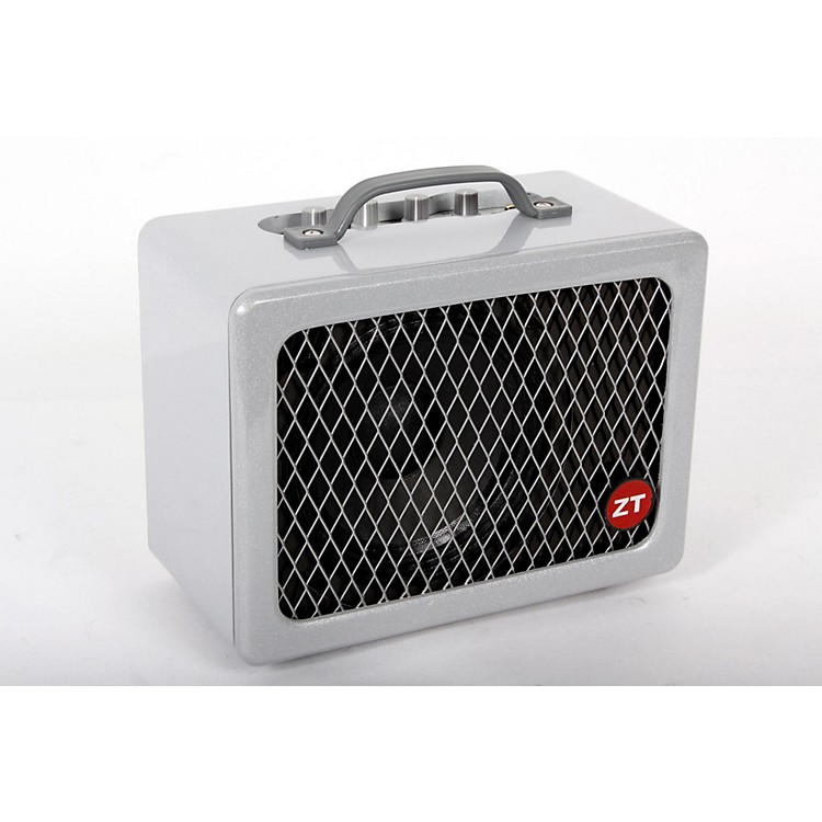 ZT Lunchbox 200W 1x6.5 Guitar Combo Amp Silver 888365834351