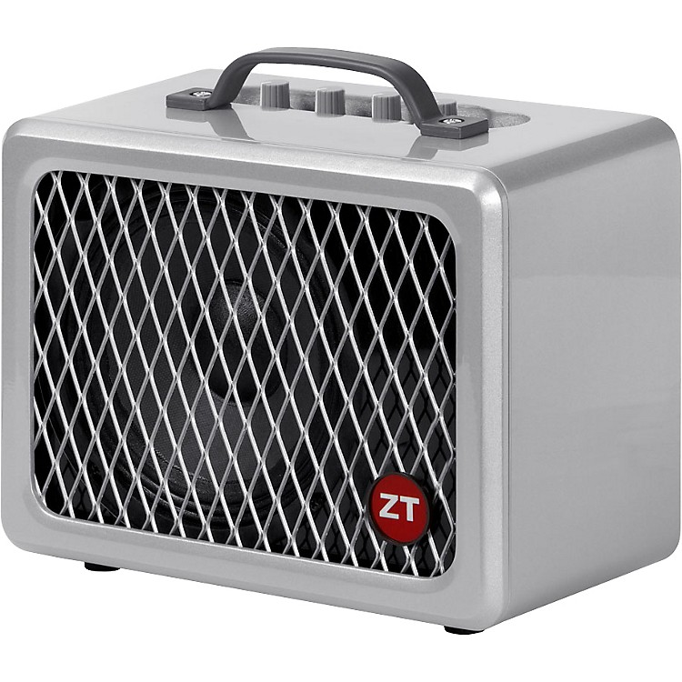 ZTLunchbox 200W 1x6.5 Guitar Combo AmpSilver