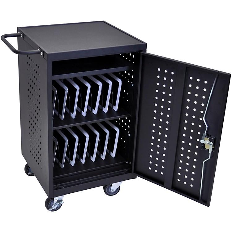 H. WilsonLuxor LLTM30-B 30 Tablet Charging Cart