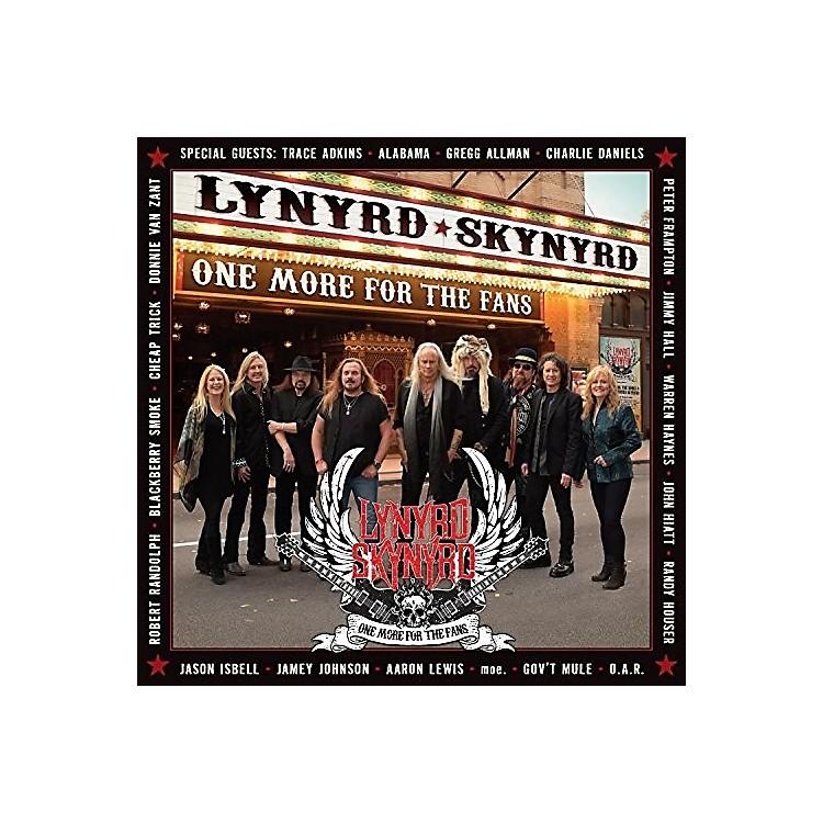 AllianceLynyrd Skynyrd - One More for the Fans (CD)