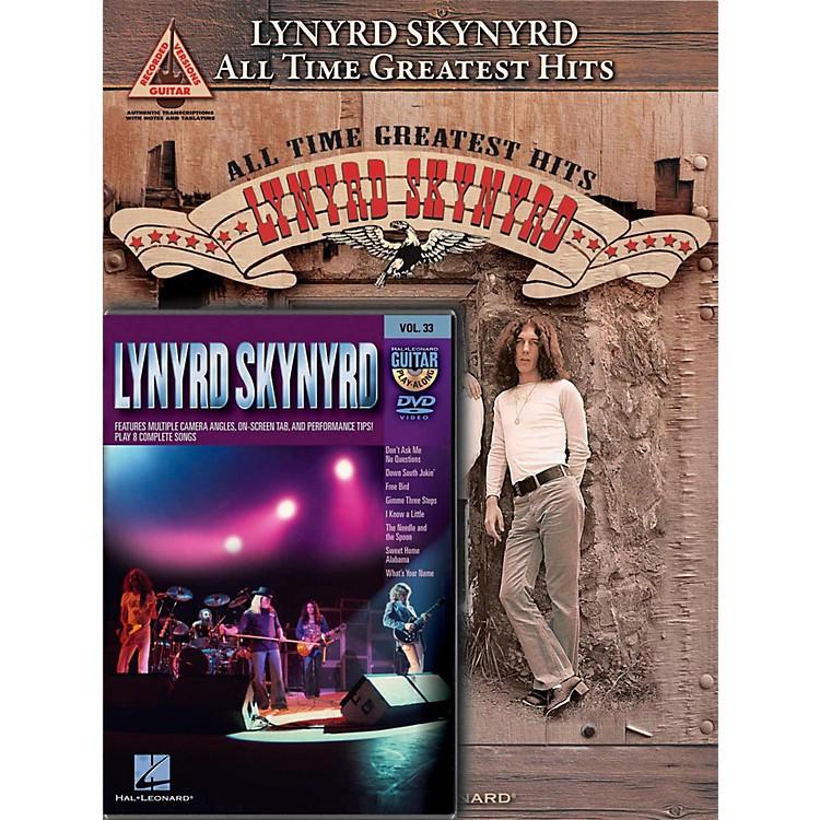 Hal LeonardLynyrd Skynyrd Guitar Pack