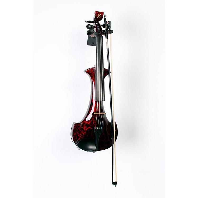 BridgeLyra Series 5-String Electric ViolinRed Marble888365687070