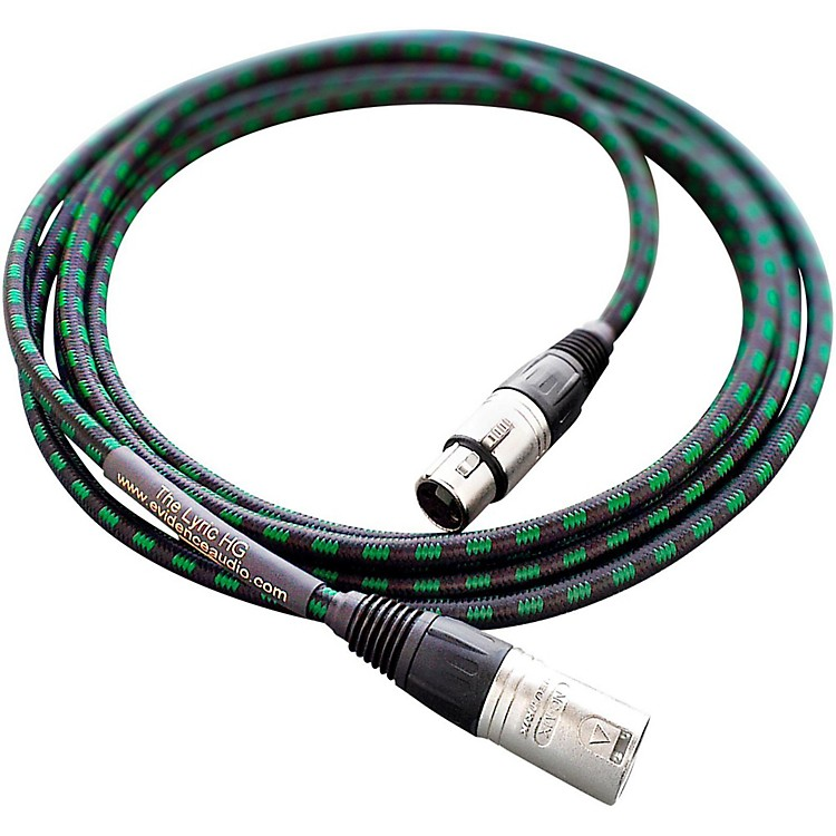 Evidence Audio Lyric HG Microphone Cable 15 ft. XLR